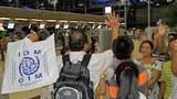 Gia đình và tù nhân chính trị đến Hoa Kỳ theo diện tỵ nạn