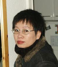 Nhà văn Phạm Thị Hoài. Photo: blogbuivanphu