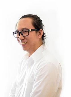 Tác giả Trần Quang Đức.