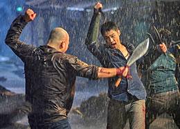 Một cảnh đâm chém trong phim. (phim 3s.net)