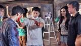 Đạo diễn Charlie Nguyễn đang hướng dẫn một cảnh quay trong phim