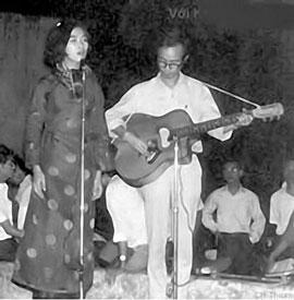 Quán văn 1967 - Khánh Ly & Trịnh Công Sơn