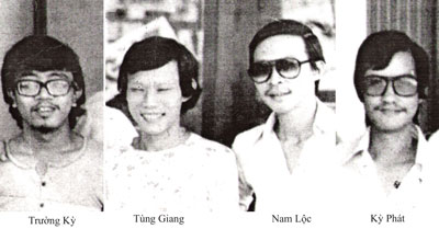 Trường Kỳ, Tùng Giang, Nam Lộc, Kỳ Phát
