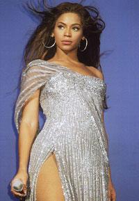 Nữ ca sĩ Beyoncé. Photo courtesy of Wikipedia.