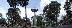 Hồ con rùa. Photo courtesy of Wikipedia.
