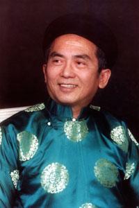 Cố nghệ sĩ Thanh Hùng. Ảnh do gia đình nghệ sĩ Thanh Hùng cung cấp