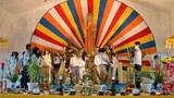 Lễ Vu Lan tại một ngôi chùa ở Lincoln, Nebraska,  Hoa Kỳ