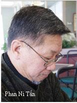 Nhạc sĩ Phan Ni Tấn. Hình do nhạc sĩ cung cấp.