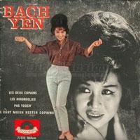 Ca sĩ Bạch Yến (những năm 60). Files photos