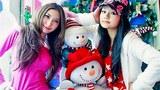 Hình ảnh duyên dáng của Khổng Tú Quỳnh trong mùa Giáng sinh 2013