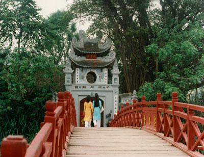 Đền Ngọc Sơn, Hà nội