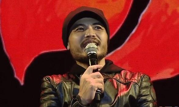 Trần Lập, thủ lĩnh ban nhạc Bức Tường.