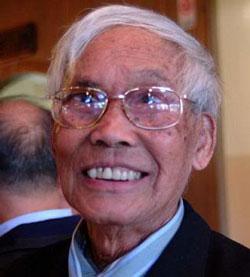 Nhạc sĩ Lê Mộng Bảo, ảnh chụp trước đây. File photo.