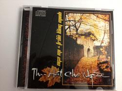 Bìa CD Thu Hát Cho Người