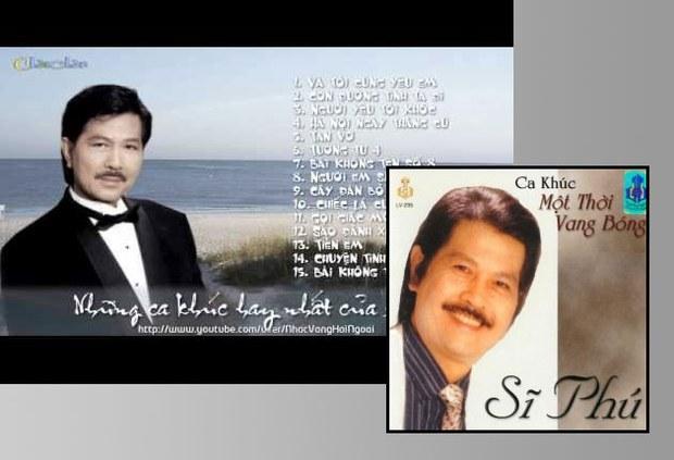 Ca sĩ Sỹ Phú 1942 - 2000