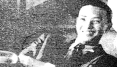 Nhạc sĩ Đặng Thế Phong, sinh ngày 5 tháng Tư năm Mậu Ngọ (tức năm 1918) ở phố Hàng Đồng, xứ Nam Định. Courtesy of hoinhacsi.org