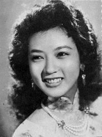 Cố nghệ sĩ Thanh Nga. Photo courtesy of Wikipedia