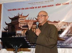 Hòa Thượng Thích Quảng Thanh, Viện chủ Chùa Bảo Quang