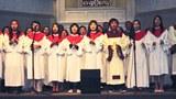 Cùng hát thánh ca tại Hội Thánh Tin Lành Báp Tít Phục Hưng