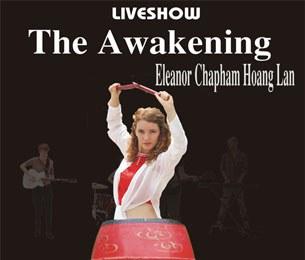 Bích chương giới thiệu chương trình đặc biệt của Eleanor Clapham tại Hà Nội