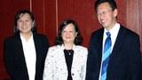 Thẩm phán Jacqueline Nguyễn, bà Dolly Gee và Judge Edward Chen