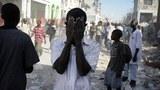 Hoang tàn và náo loạn tại Thủ đô Port-au-Prince, Haiti. 17-01-2010.