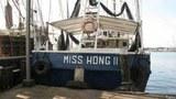 Một tàu đánh cá của ngư dân Việt Nam tại Cảng Venice, ảnh chụp hôm 07/05/2010. RFA PHOTO/Việt Hà.