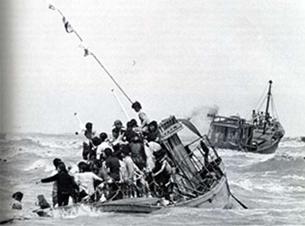 Thuyền nhân vượt biển và cộng đồng Việt tha hương (phần 1) — Tiếng Việt