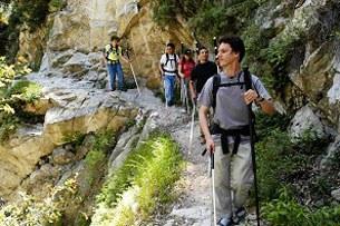 Daniel Kish dẫn người mù đi núi bằng xe đạp