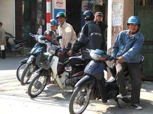 Xe ôm ở Việt Nam