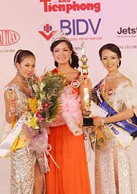 Hoa hậu Trần Thuỳ Dung3