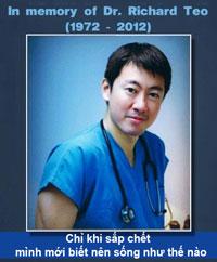 Bác sĩ Richard Teo (1972-2012)