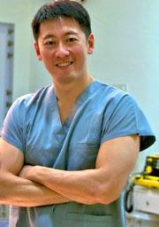 Bác sĩ Richard Teo năm 40 tuổi (năm ông mất) Source Facebook