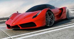 Chiếc Ferrari f70 Enzo 2012 (ảnh minh hoạ) The Motor Report
