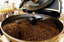 Rang cà phê, ảnh minh họa. AFP photo