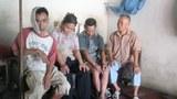 Ông Trương Bá Vinh cùng ba người con bị bệnh thần kinh