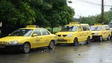 Số lượng taxi ngày càng nhiều