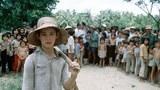 Một trẻ lai Mỹ ở Việt Nam năm 1989