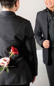 Người nam yêu thương người cùng phái. Source medic-sex.net