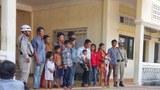 Nhiều người Việt ở Kampong Chnang khi di dời bị tạm giữ vì khai lý lịch không rõ ràng