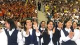 đại hội Giới Trẻ Việt Nam Công Giáo  kỳ này kéo dài 3 ngày.