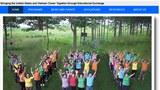Trang mạng của Vietnam Education Fundation (vef.gov)