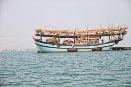 Tàu cá của thuyền trưởng Trương Văn Hay. Courtesy Nguyen Van  Dong