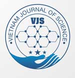 Logo của VJS, Vietnam Journal of Science. RFA files