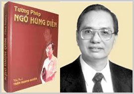 Thái Minh Trần Quang Quyến, tác giả cuốn Tướng pháp Ngô Hùng Diễn. Sourcr tuongphap.com