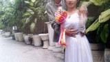 Hôm đám cưới anh Nguyễn Văn Cúng và chị Vũ Thị Thơm