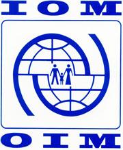 Logo của tổ chức IOM