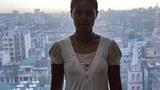 Cô Cho được giải cứu về tại văn phòng của cơ quan chống buôn bán người của Liên Hợp Quốc ở Rangoon vào ngày 23 tháng Mười, 2012. (Co Cho bị bán sang Trung Quốc hồi năm 2010)
