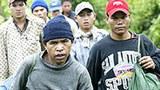 Người Thượng từ Tây Nguyên vượt rừng  bỏ sang xin tỵ nạn ở Campuchia những năm 2004-2005