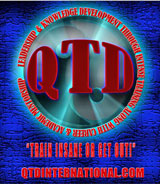 Logo trường QTD International